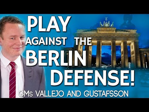 How To Play Against The Berlin Defense ⚔ Chess Openings For White [chess24]