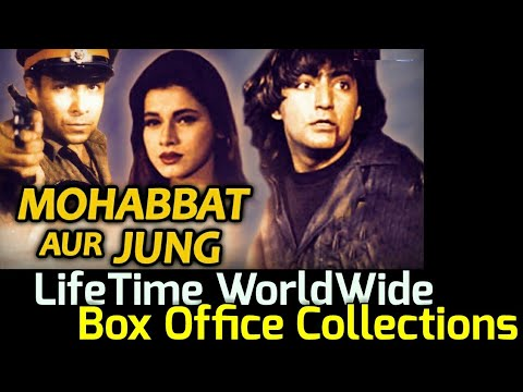 MOHABBAT AUR JUNG 1998 Bollywood Movie LifeTime WorldWide Box Office Collection Verdict Hit Or Flop