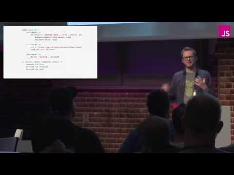 James Coglan: Practical functional programming: pick two | JSConf EU 2014