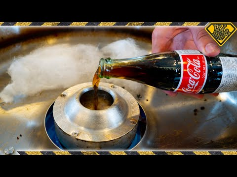 Can Coke Become Cotton Candy?