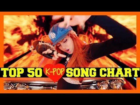 [TOP 50] K-POP SONGS CHART • JUNE 2017 (WEEK 4)