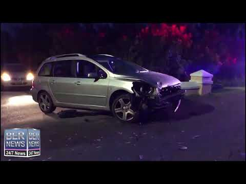 Three Vehicle Collision In Shelly Bay, February 9 2019