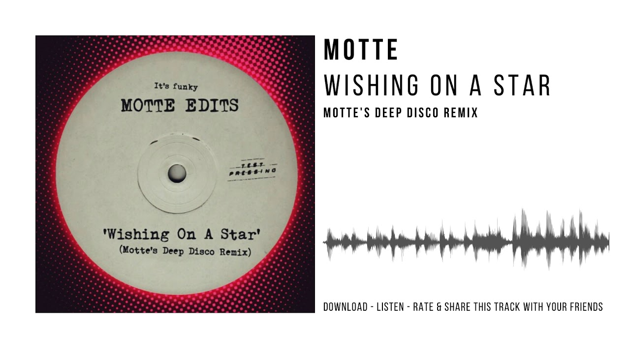 Rose Royce - Wishing on a Star (Motte's Deep Disco Remix) | Free Download | Downtempo Soulful ...