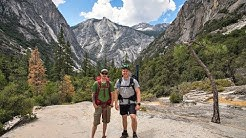 24 Hours in the Mountains - Camping in the Sierra Nevada