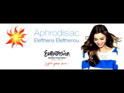 "Eleftheria Eleftheriou - ""Blue Greece"" Radio (Interview)"