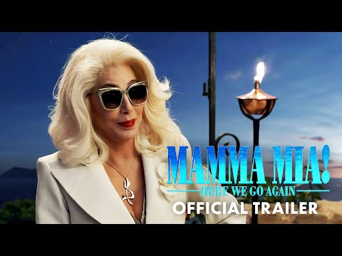 Mamma Mia! Here We Go Again  Trailer