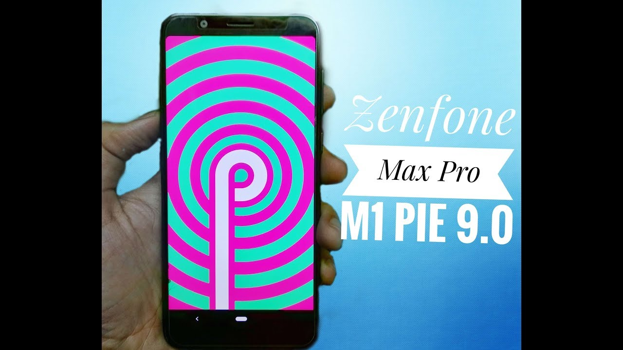 asus zenfone max pro m1 next software update date