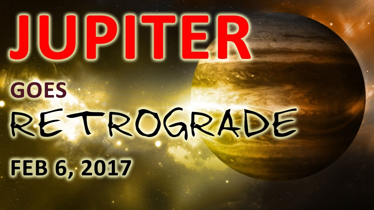 How will jupiter retrograde from feb 6 to jun 9 2017 impact you how will jupiter retrograde from feb 6 to jun 9 2017 impact you youtube nvjuhfo Image collections