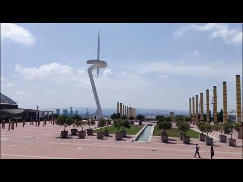 Barcelona Olympics Village
