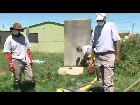Water Research Commission, South Africa: Amanz Abantu