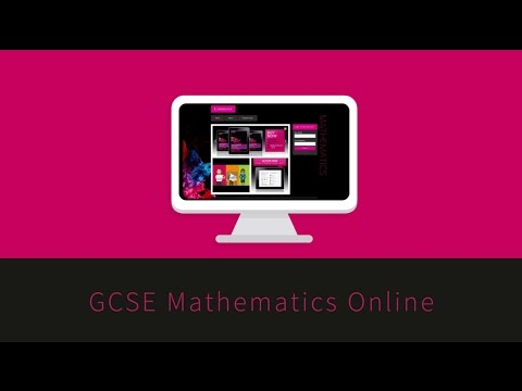 GCSE Mathematics Online
