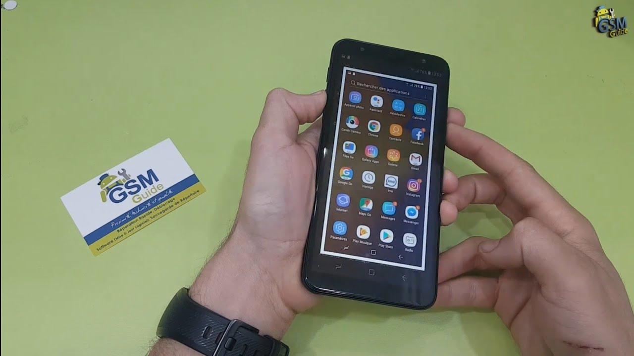 J4 Core J2 Core J7 core How to TAKE SCREENSHOT on Samsung Galaxy -- GSM  GUIDE