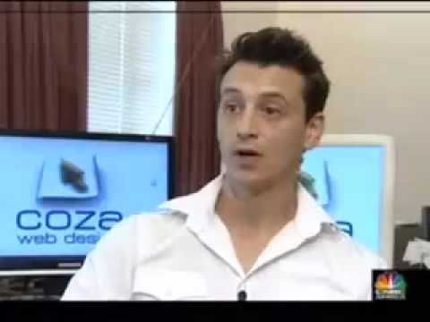 COZA Web Design - CNBC Africa Interview QnA Feat. Jose Lapa