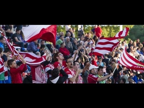 Som-hi GironaFC! La primera divisió ens espera