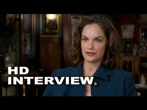 "The Lone Ranger: Ruth Wilson ""Rebecca Reid"" On Set Interview"