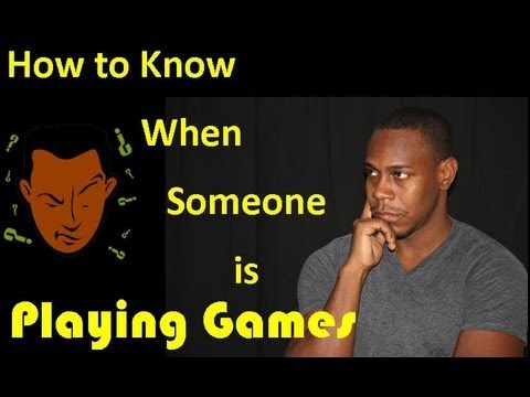 A Guy If Is Tell Games Playing To How