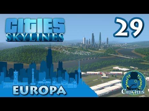 Cities Skylines - Europa - #29 en español
