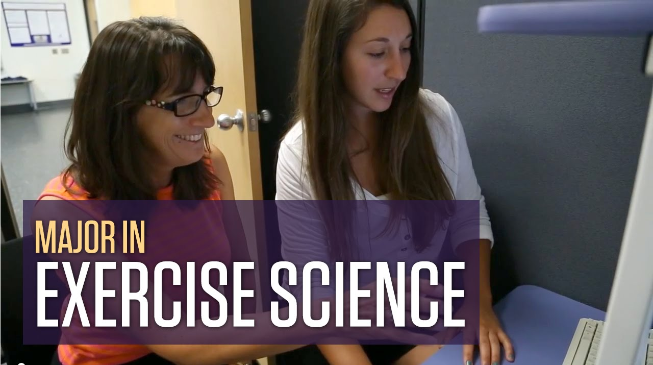 exercise science major at california lutheran university