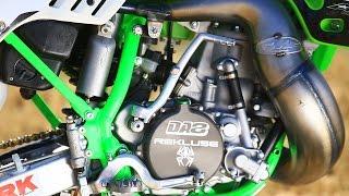 Inside Destry Abbott's Special Edition Kawasaki KX500 - Dirt Bike Magazine