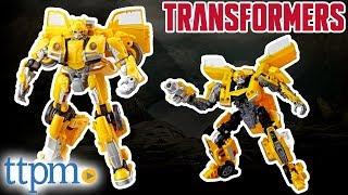 Transformers Studio Series Bumblebee Figures from Hasbro