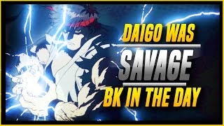 When Daigo was a savage! And when Ryu was worth playing. Sick Match...