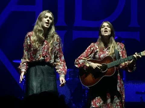 First Aid Kit - 'Stay Gold' - Los Angeles - 12 October 2017