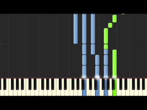 Bastille - Flaws Piano Tutorial & Midi Download