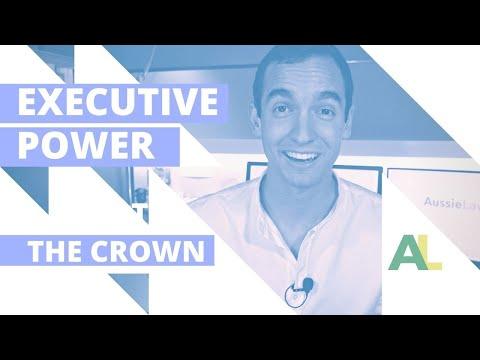 AUSTRALIAN FEDERAL EXECUTIVE V: The CROWN   AUSSIE LAW