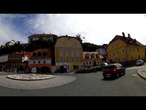 MOTO TRAVEL SLOVENIA PART 1 POSTOJNIA TO LIUBLIANA 2016