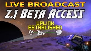 Elite Dangerous Livestream - Beta 2.1 New Features and Engineers