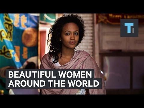 Beautiful Women Around The World