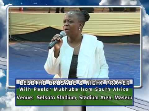 Lesotho Crusade & Night Prayer