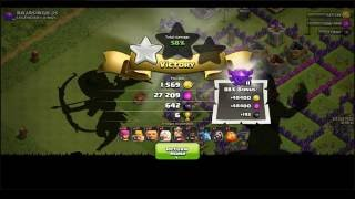 Clash of Clans | Clash Royale | Boom Beach | Hay Day | Online live Gameplay #246