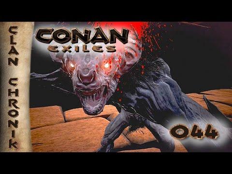 Conan Exiles | CLAN Chronik EP44: Oh! Eine Flederglühdingsbumsmaus !