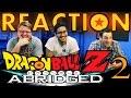 TFS DragonBall Z Abridged REACTION!! Episode 2
