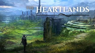 Ambient Fantasy Music ''The Heartlands'' | Inspired by Oblivion & Jeremy Soule