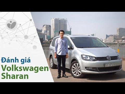 Đánh giá VW Sharan - Chiếc xe của sự bất ngờ   Xe.tinhte.vn