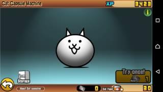 прохождение игры battle cats #2 коты ассасины