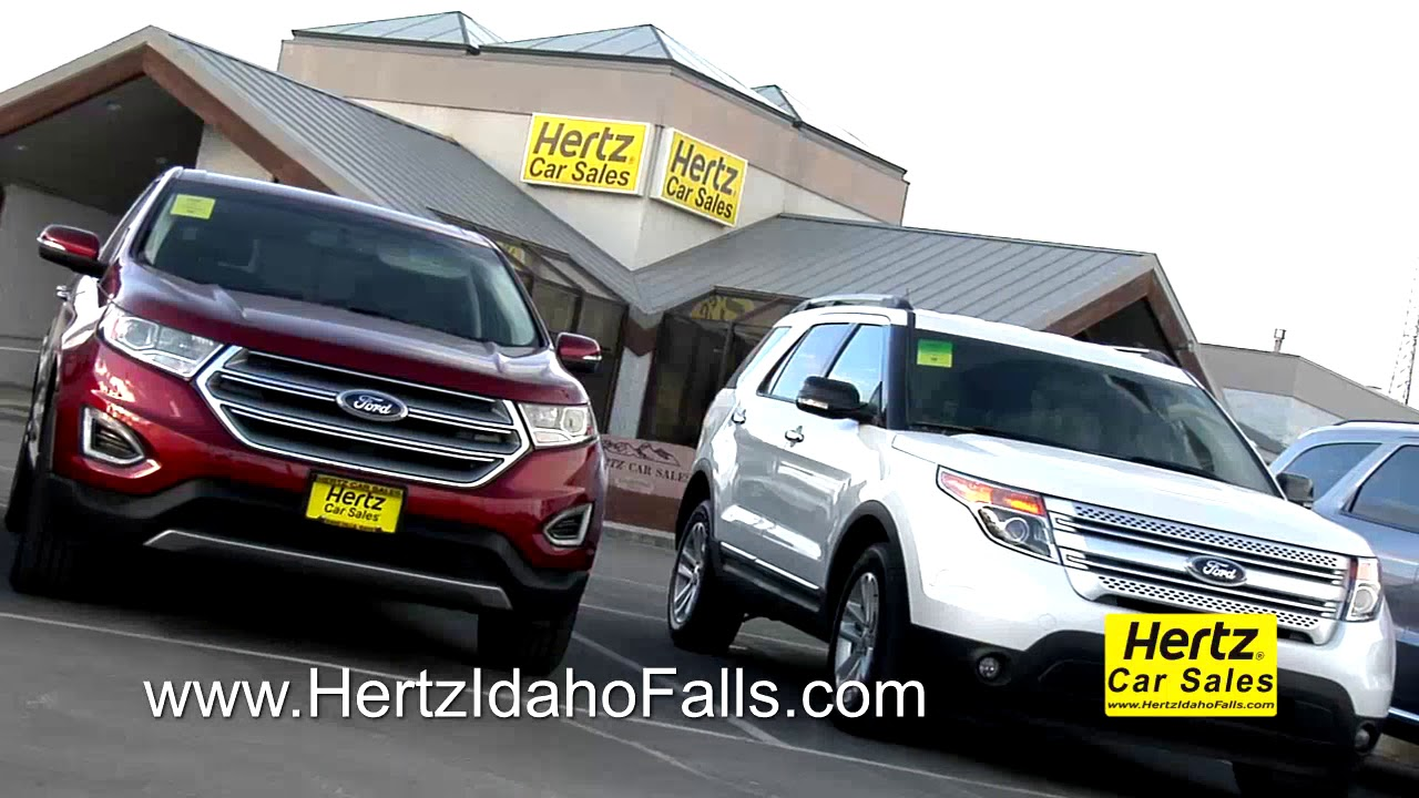 Hertz Car Sale >> Hertz Used Car Sales Of Idaho Falls Idaho Search Our