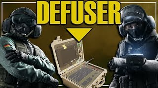 Solo To Champion: Losing The Defuser - Rainbow Six Siege