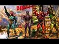 """Mortal Kombat X: ALL """"Triborg"""" Secret Brutalities, Fatality - Mortal Kombat XL Triborg Gameplay"""