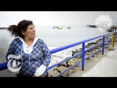Seaside Solace In An Ocean Of Pain | The Daily 360 | The New York Times