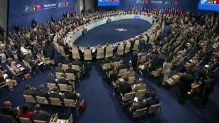 На саммите НАТО принято решение о размещении батальонов в Польше и Прибалтике.(НАТО подтверждает планы разместить четыре батальона в Польше и в Прибалтике, иными словами, он приближаетс..., 2016-07-09T08:26:05.000Z)