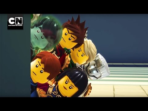 Ninjamania | Ninjago | Cartoon Network