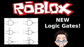 Roblox - Lumber Tycoon 2 - Portes logiques