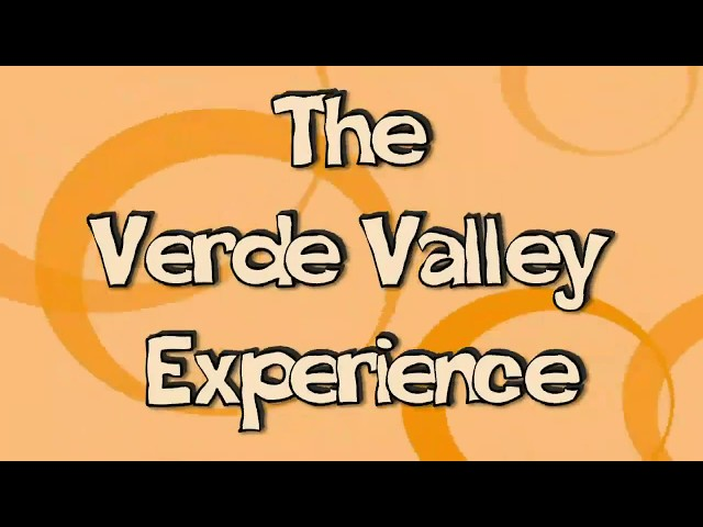 Verde Valley Experience July 19 2018