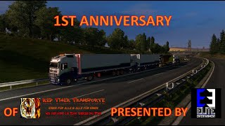 1st Anniversary of Red Tiger Transporte | Official Video | Elite ENTERTAINMENT Production