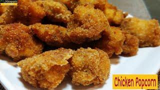 Chicken Popcorn | KFC Style Popcorn Chicken | Chicken Snack Recipe | Kashyap's Kitchen