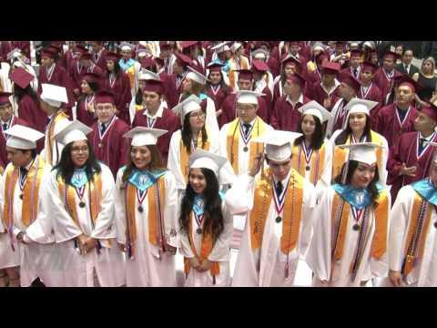 PSJA ECHS Commencement Ceremony 2017