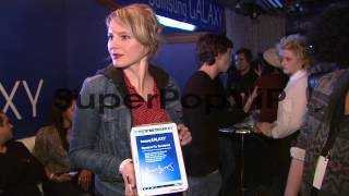 Amy Seimetz at the Verge Launch Party in Park City, UT. 0...